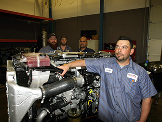 Detroit Diesel Training Classes